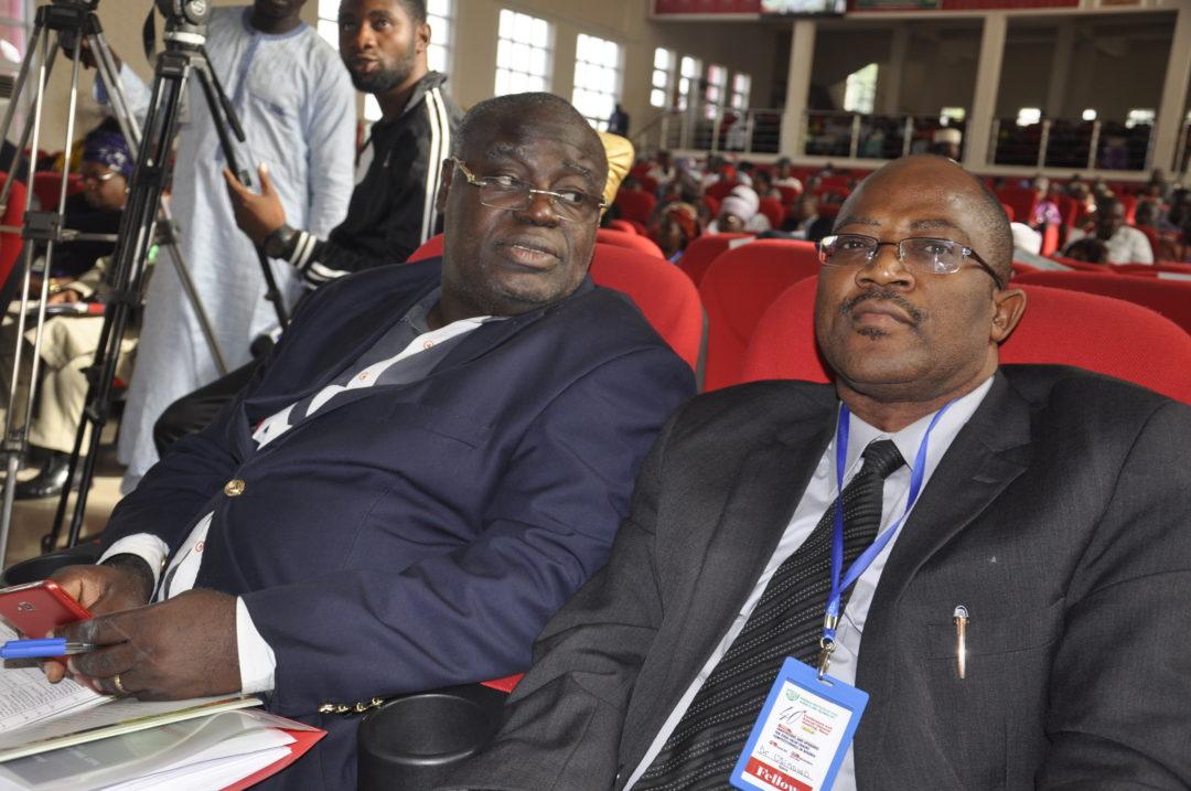 Prof. Amani Georges & Dr. Bola Osinowo